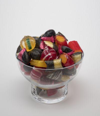 250 gram sukkerfri Bland selv